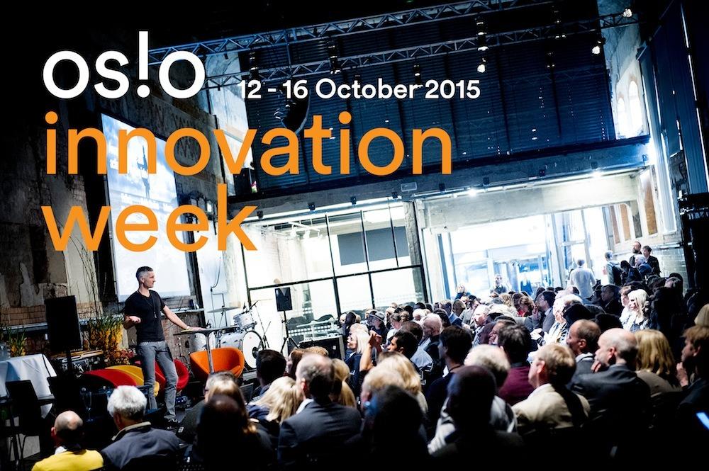 Oslo Innovation Week 2015