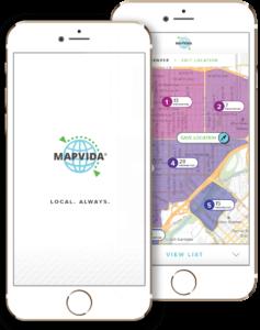 mapvida screen