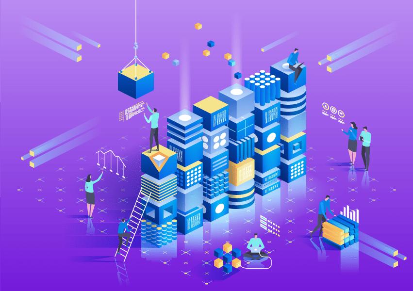 How enterprise blockchain applications can improve your firm's internal processes
