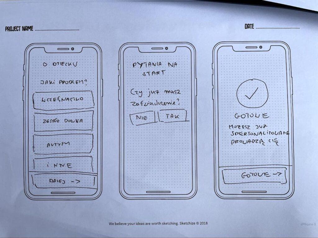 Laboratorium Marzeń - Caring for premature babies: mobile app for daily development navigation