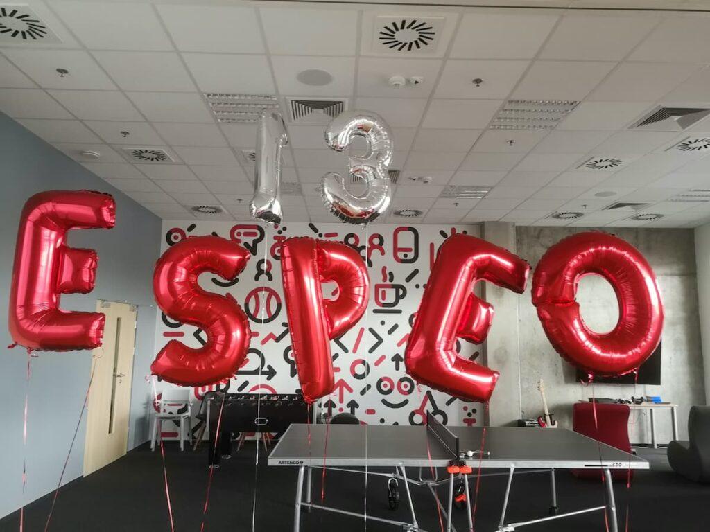 13 vuotta Espeo Softwaren historiaa